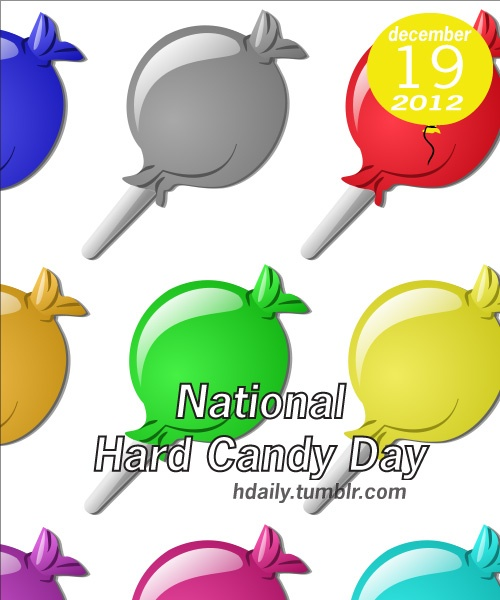 National Hard Candy Day! | Get on the Calendar | Pinterest