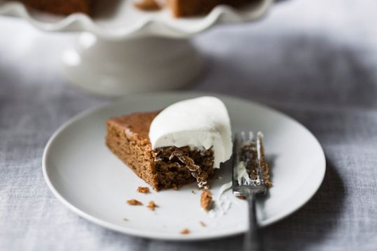 Baking with Whole Grains: Muscovado Sugar Cake source: http://www ...