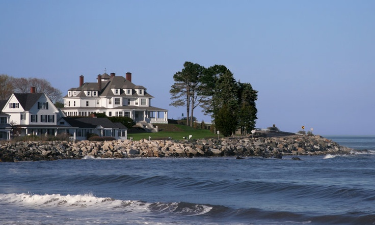 New Hampshire Coastline