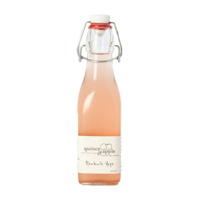 Rhubarb Syrup -- this might change my life