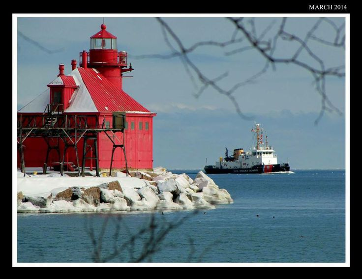 Door County Lighthouse | Door County Lighthouses | Pinterest