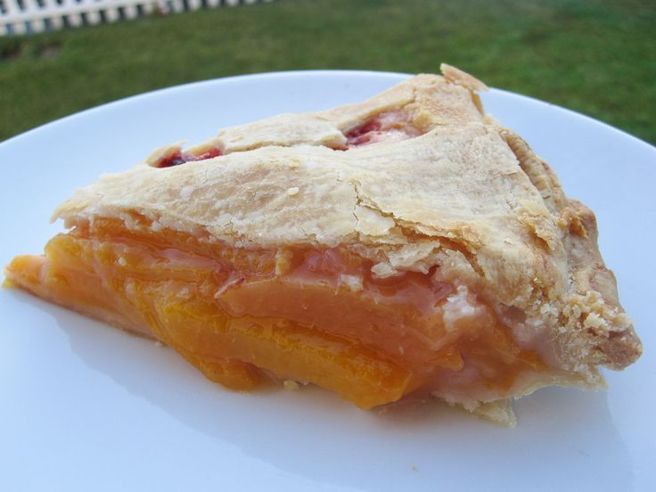 Fresh Peach Pie Recipe | Cakes, Pies, Brownies...Oh My. | Pinterest