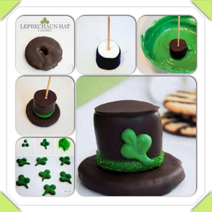 St Patricks Day Cake Decorating Ideas Pinterest