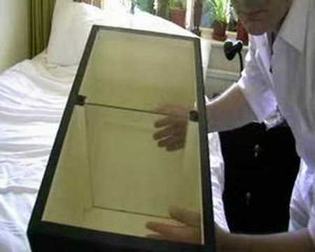 mirror box phantom limb pain