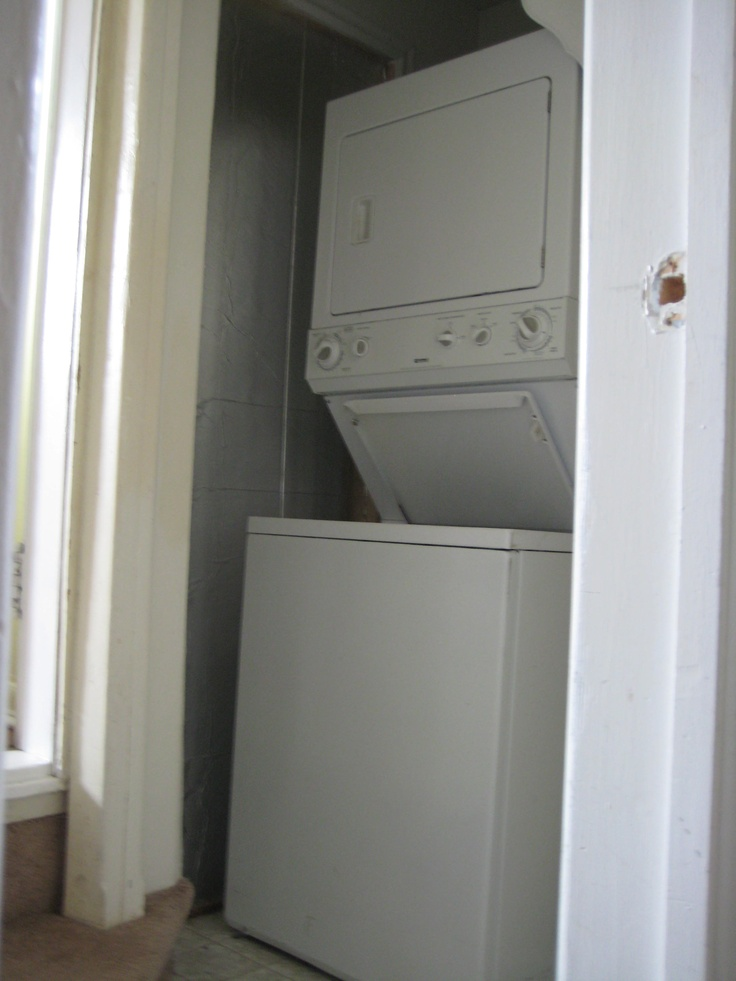 stackable washer dryer unit for the home pinterest