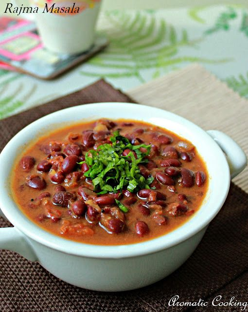 Spicy Red Kidney Beans | Soups/Stews | Pinterest