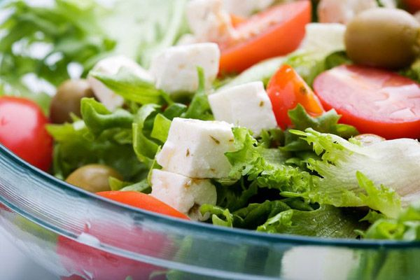 Healthy Salad Ideas for Lunch | Nutrition Advice | Pinterest