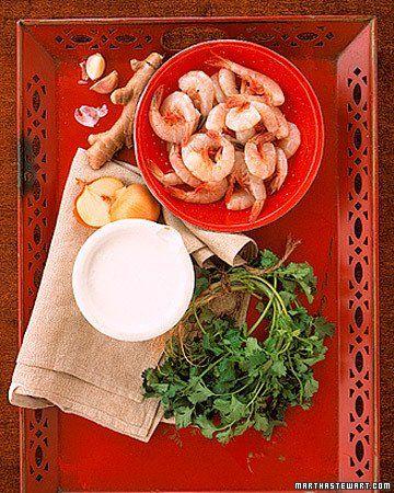 coconut curried shrimp with coconut rice pumpkin shrimp curry shrimp ...