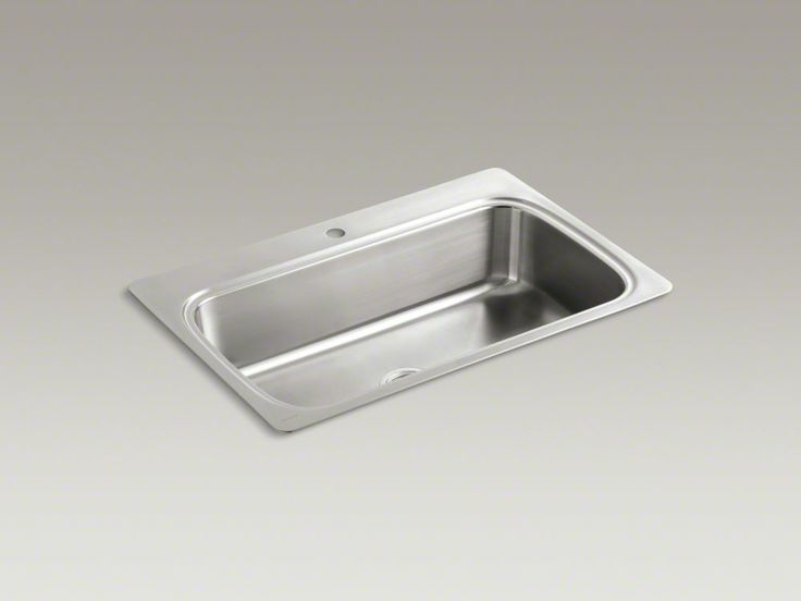 Overmount Farm Sink : ... Double Bowl 20 Gauge Stainless 25 Inch Kitchen Sink. Mefunnysideup.co