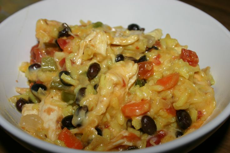 More like this: yellow rice , suppers and casseroles .