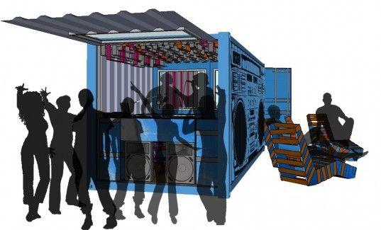 Container su Radio24