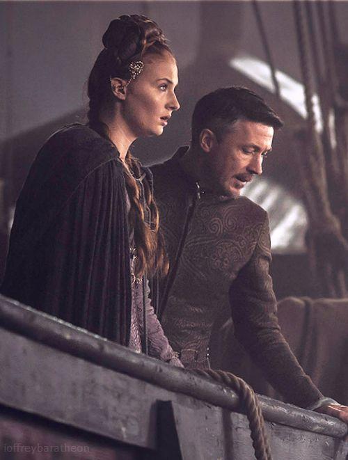 Sansa Stark & P...