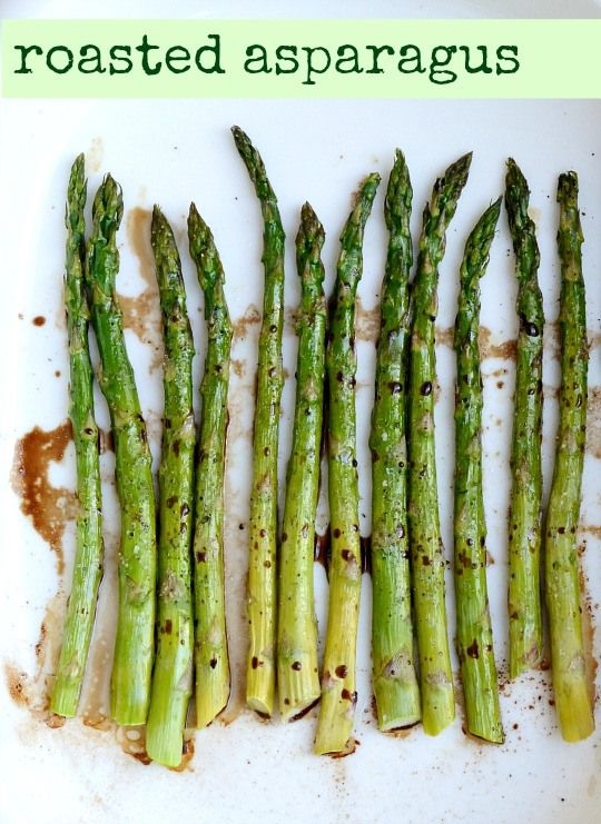Roasted Asparagus | Recipe