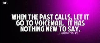 voicemail!
