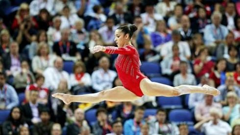"Munich victim's son thanks Aly Raisman for honouring athletes. The son of one of the athletes murdered at the Munich Olympics 40 years ago has thanked an American Jewish medallist for paying tribute to the victims after her victory. Aly Raisman, the gymnast who now has two gold medals and a bronze to her name, performs her signature routine to  ""Hava Nagila"".  Speaking after her latest win, she said: ""The fact it was on the 40th anniversary is special, and winning the gold means a lot to me."""