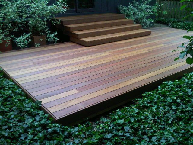 Pin by megan o 39 krieg on outside landscaping decor pinterest for Ipe decking