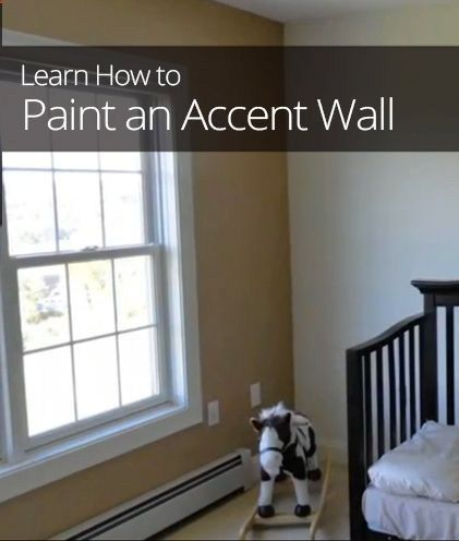 How To Paint An Accent Wall Part 1 Diy And Stuff