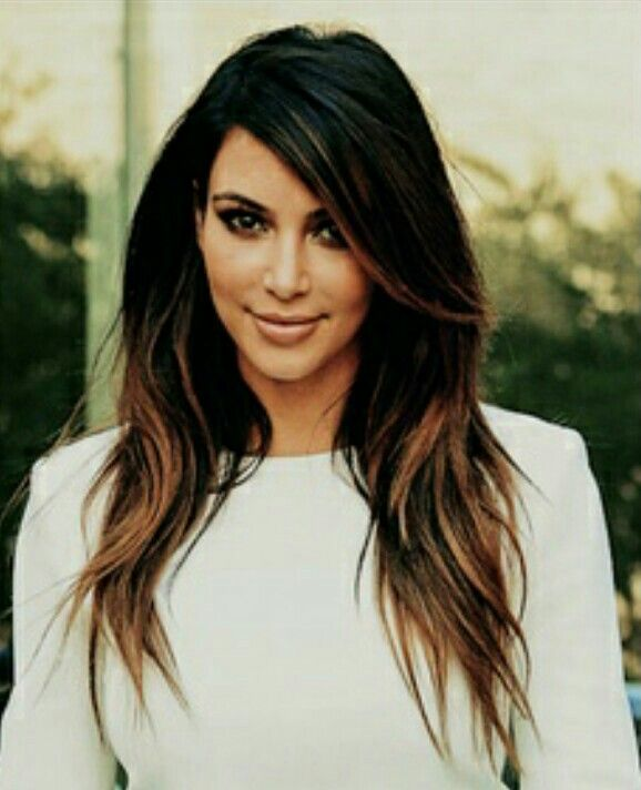 Brunette ombre hair pinterest - Ombre hair brune ...