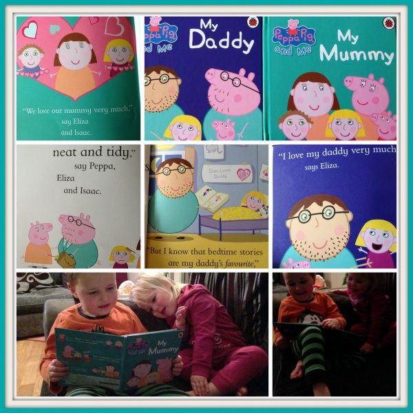 My Mummy Personalised Peppa Pig Book | Peppa Pig | Pinterest: pinterest.com/pin/125115695872299789