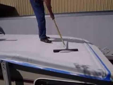 pro guard liquid rubber roof images - Liquid Rubber Roof