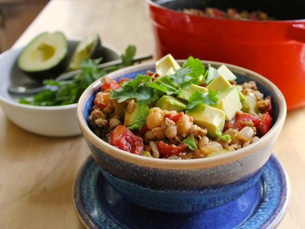 Easy Turkey Chili Recipe | Devour The Blog: Cooking Channel's Recipe ...