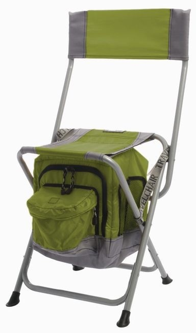 anywhere chair with cooler camping pinterest