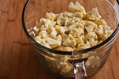 Kalyn's Kitchen®: Recipe for Ham and Cauliflower Casserole au Gratin