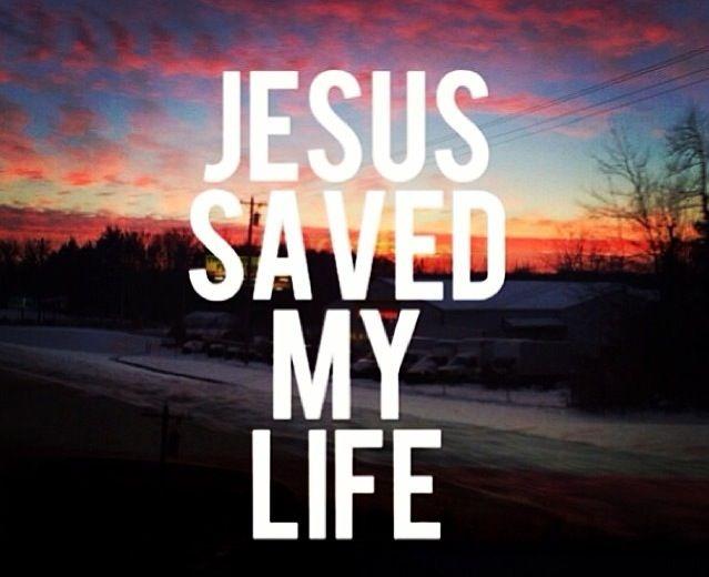 Jesus Saved Me Quotes. QuotesGram
