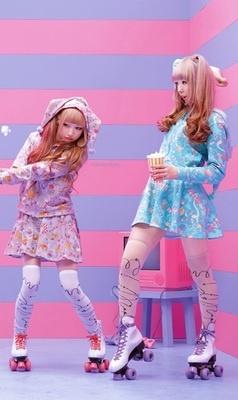 Cute J-fashion <3
