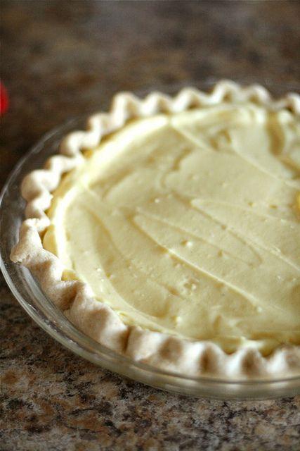 Egg Nog Cream Pie | Recipe