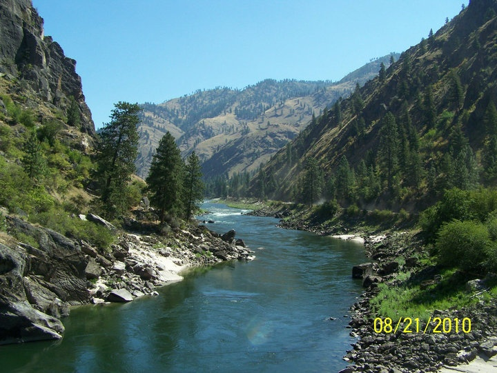 Salmon River, Idaho | Our Beautiful USA | Pinterest