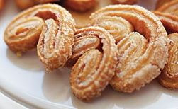 Palmiers Recipe, Elephant Ear Cookies Recipe, How To Make Palmiers ...
