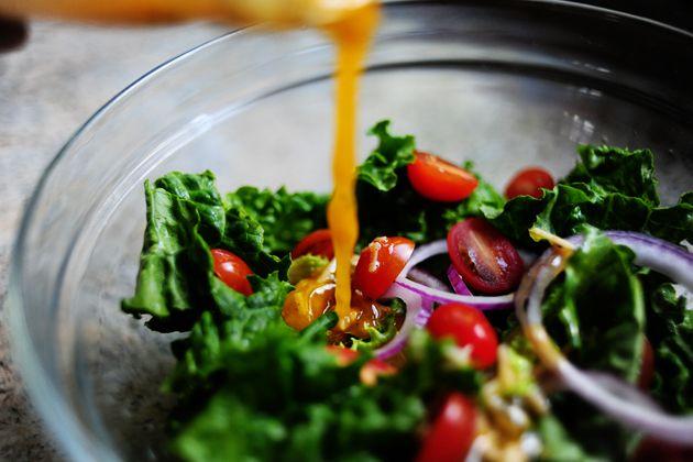 Aunt Trish's Salad Dressing- pioneer woman
