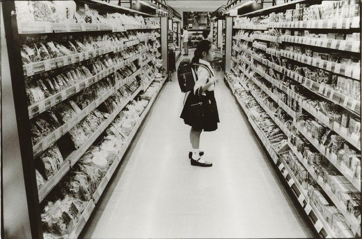 Junku nishimura is a japanese photographer who i like to categorize as
