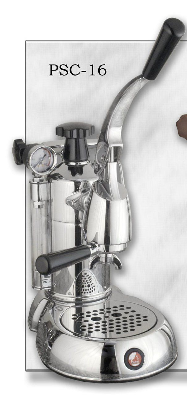 la pavoni stradivari 16 cup professional lever espresso machine 2. Black Bedroom Furniture Sets. Home Design Ideas