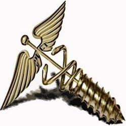 The symbol for our new healthcare system.