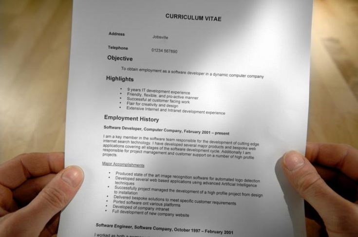 ... words into action by offering an expert resume review and editing