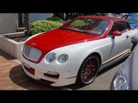 Bentley on Bentley In Monaco   Sport   Super Cars