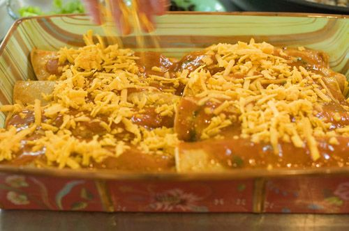 Simple, Perfect Enchiladas | Recipe