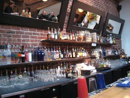 back bar shelving coffeehouse bar design pinterest