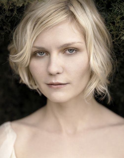Kirsten Dunst short hairstyle Kirsten Dunst Medium Hair