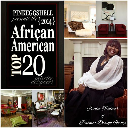 Today Marks Day 6 On The African American Top 20 Interior Designers Of