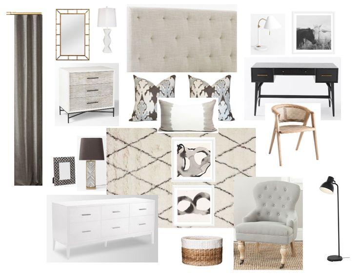 neutral master bedroom bedrooms pinterest