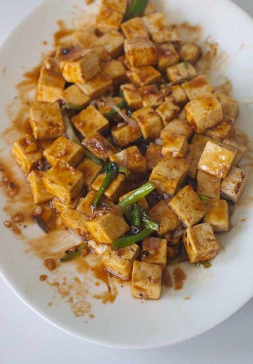 Ginger Scallion Tofu 7 of 8 3 500x717 Tofu with Ginger Scallion Sauce