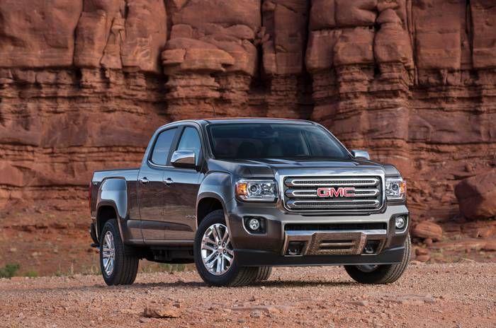 GMC Reveals 2015 Canyon Midsize Truck | Cars | Pinterest