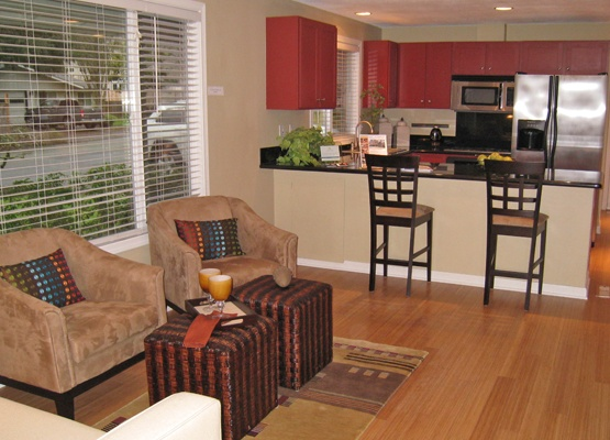 Kitchen seating area kitchen design organization ideas for Kitchen sitting area