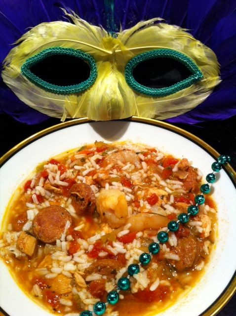 jambalaya smoked sausage jambalaya chicken and shrimp jambalaya becca ...