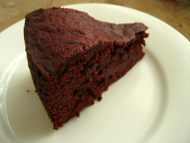 moist chocolate beet cake (nigel slater) a maybe for mother's day