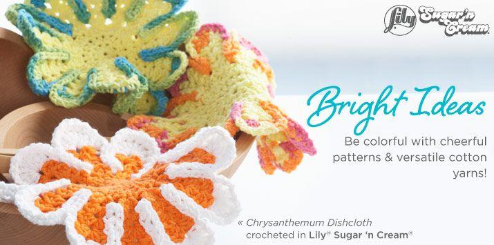 Crochet Patterns Lily Sugar And Cream : Lily Sugar N Cream