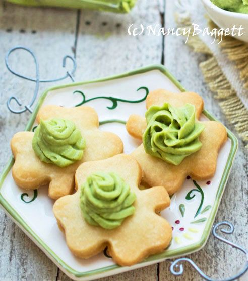 and lime spring lime tea cookies recipe yummly spring cookies recipes ...